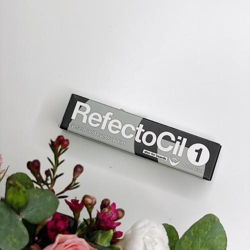 RefectoCil 1 pure black