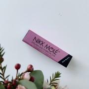 Краска для бровей и ресниц NikkMole blue-black